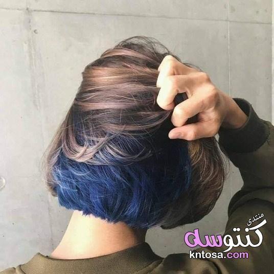 احدث الوان صبغات الشعر 2019 Hair Styles Hidden Hair Color Hair Streaks