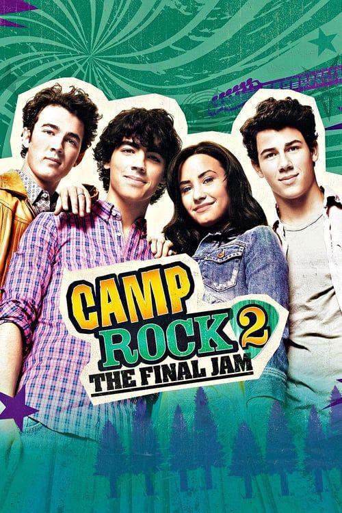 Watch Camp Rock 2 The Final Jam Full Movie Hd Free Download Camp Rock Walt Disney Filme Disney Channel