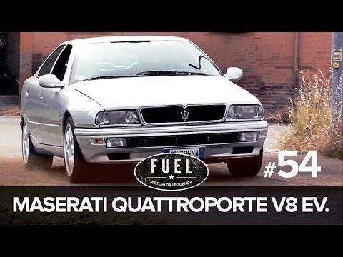 Maserati Quattroporte V8 Evoluzione, un restyling sportivo, lussuoso ed ...