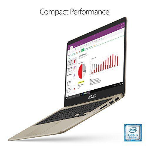 Asus Vivobook S Thin Light Laptop 14 Fhd Intel Core I7 8550u