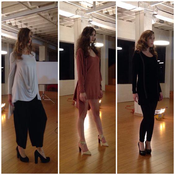 Stella carakasi San Francisco fashion week 2014 #sffw14