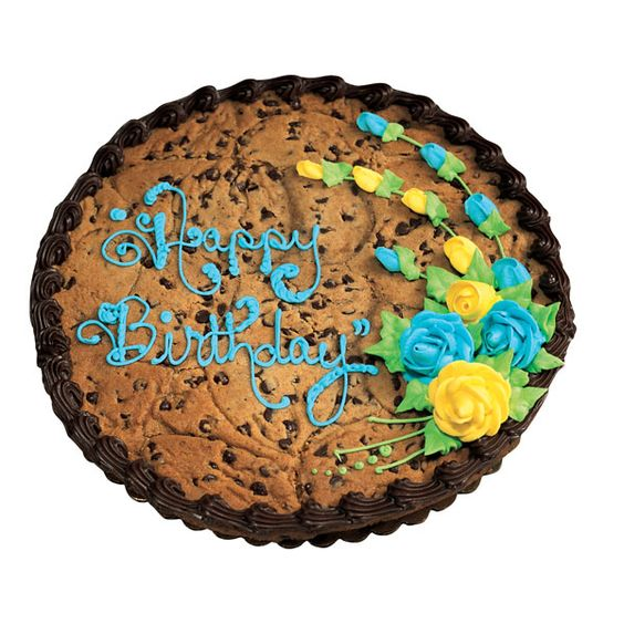 Publix Bakery Chocolate Chip Cookie Cake