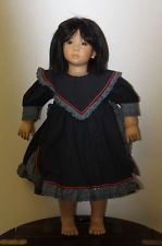 Annette Himstedt Shireem Doll from the Faces of Friendship Collection 1991/92