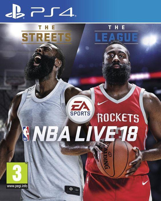 NBA Live 18: Playstation 4: Amazon.fr: Jeux vidéo