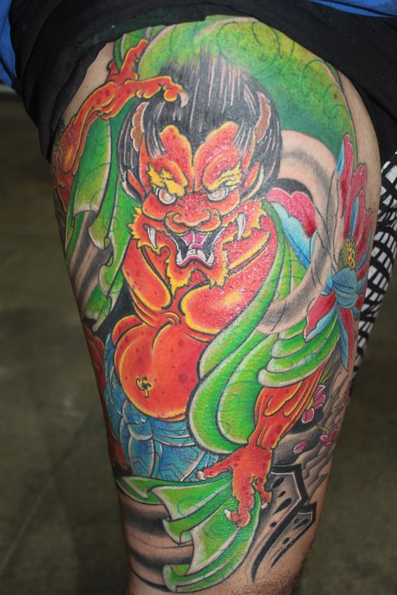 Tatuagens Cido Tattoo