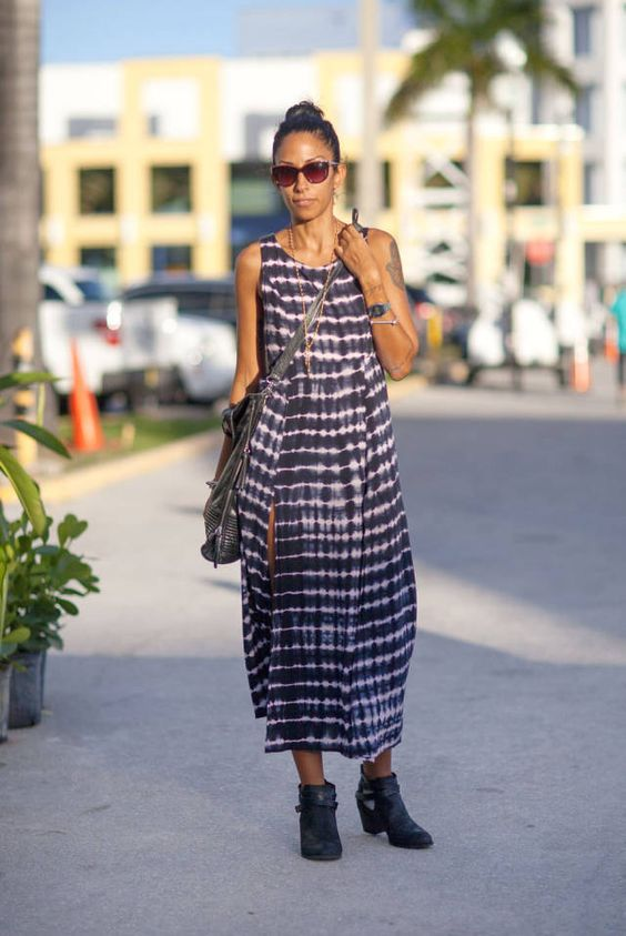 It's almost summertime: get inspired with these warm-weather street style looks.