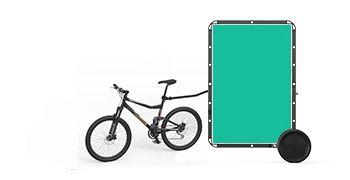 TimaBicy agence spécialisée dans Street Marketing | Publicité vélo