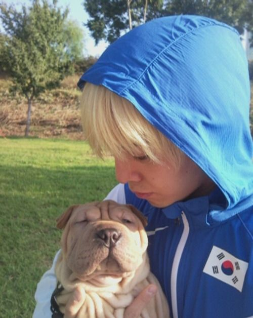 Gaho and GD <3