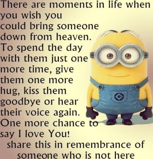 Minions Quotes Of The Week | Mom and dad, Quote of the ...