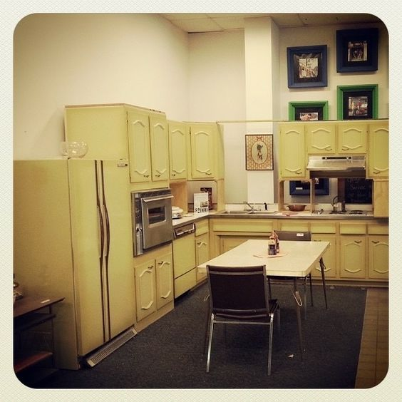 We are consistently impressed with the unique donations made to our Habitat ReStores. The Habitat for Humanity-MetroWest/Greater Worcester ReStore location once got a full kitchen from the 1960s! #HabitatReStore25