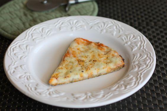 almond meal almond flour paleo almond flour pizza crust vegan zucchini ...