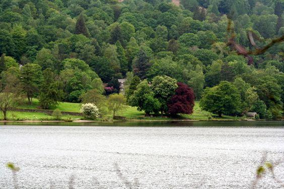 Grasmere Lake, Lake District, UK