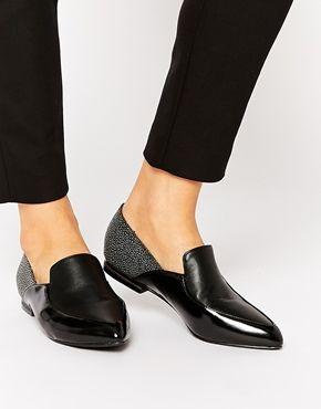 Dizzy Women Black Shoes