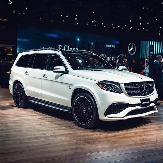 Mercedes-Benz GLS 63 AMG (Instagram @srcreativity)