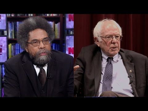 01 Dec '16:  Cornel West: Unlike Bernie Sanders, I'm Not Convinced the Democratic Party Can Be Reformed - YouTube - Democracy Now! - 5:19