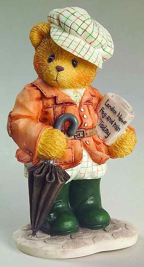William England Teddy Bear Bear
