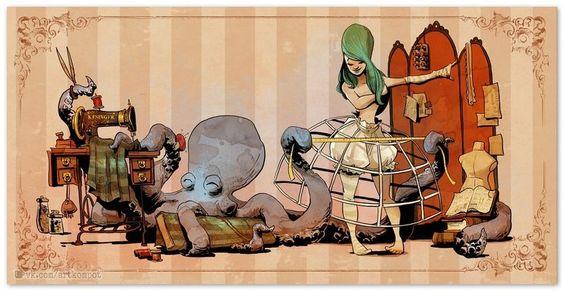 lovely octopus :)