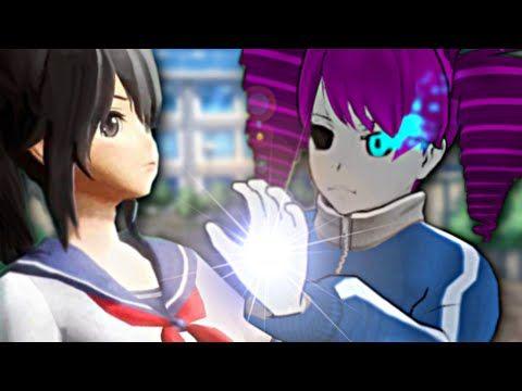 Yandere Vs Kokona Transformada Yandere Simulator Reset Youtube Yandere Yandere Simulator Anime