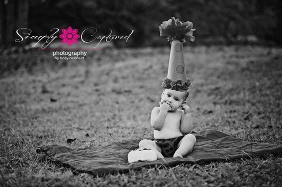 Children's photography, First Birthday Photo Shoot
