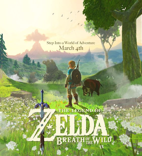breath of the wild ebook