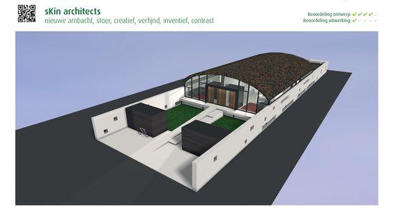 Een woningontwerp van sKin architects voor een Erfbuurtschap in Veghels Buiten. Kijk voor meer info in het Veghels Buiten Bouwboek. http://www.veghelsbuiten.nl/bouwboek