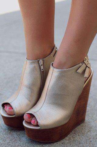 Affordable Platform Summer Shoes