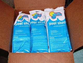 Make You Own Full Strength Bleach From Pool Shock Emergency Preparedness Homesteading