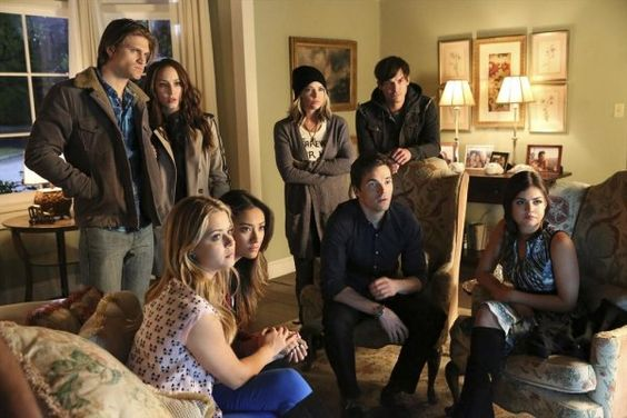 Pretty Little Liars 5.05 [100th Episode] Recap // buddyTV