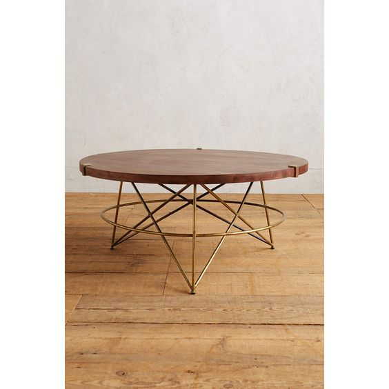 Anthropologie Coffee Table Tray