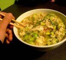 Recette - Soupe Thaï