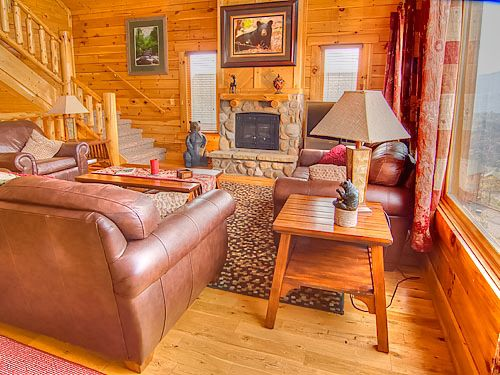 Smoky Mountain cabin rentals at http://www.encompassvacations.com/lister/view-listing/29