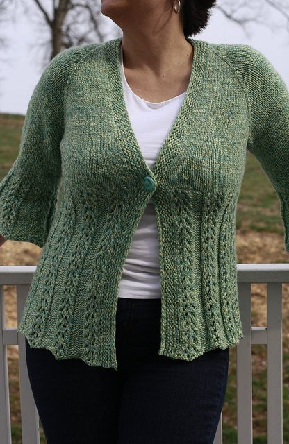 Free Top Down Knitting Patterns : Top down Free Pattern Wool-ease Knitting for Women Pinterest Beautiful,...