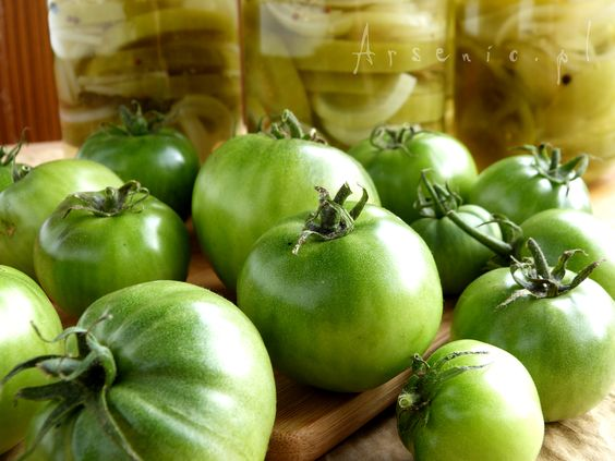 Arszenik i zielone pomidory