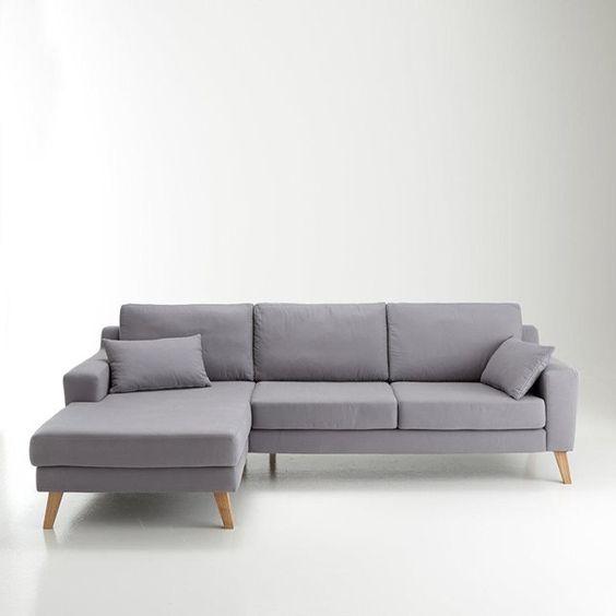 Canapé d'angle, Atlane La Redoute Interieurs | La Redoute Mobile