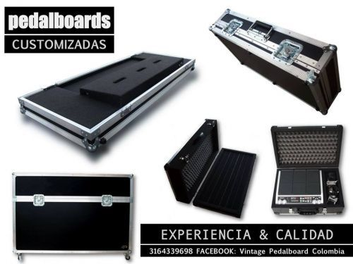 Pedalboards Customized (Personalizadas)