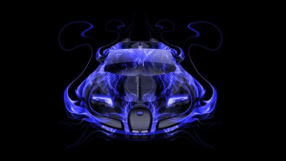 neon bugatti for pinterest - photo #7