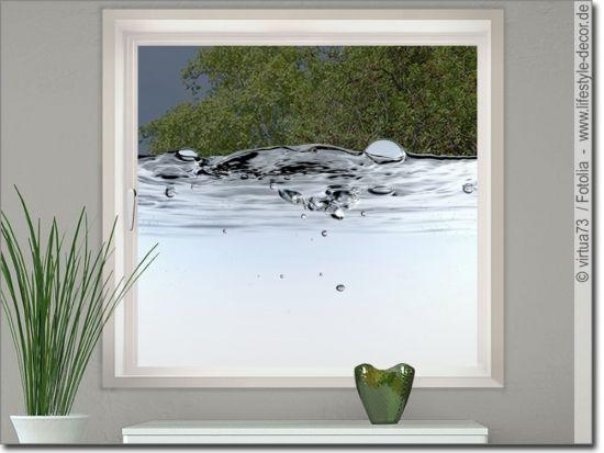 Fensterfolie Und Sichtschutzfolie Fur Bad Massanfertigung In 2020 Fensterfolie Sichtschutzfolie Fenster Sichtschutzfolie