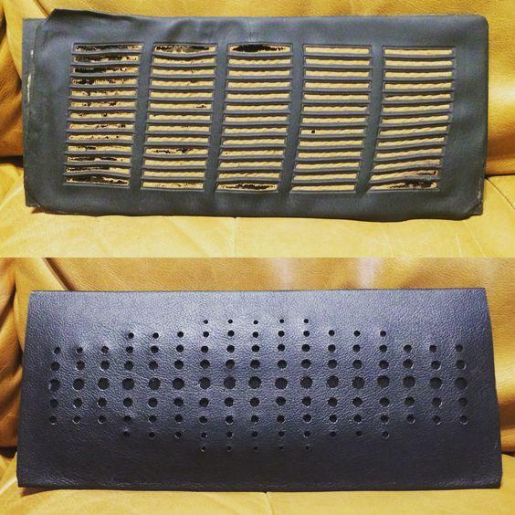 1971 w114 250ce speaker grill