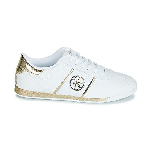 converses blanches basses femme 38