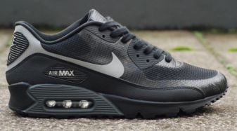 Nike Air Max 90 Hyperfuse - Black / Grey   Sole Collector