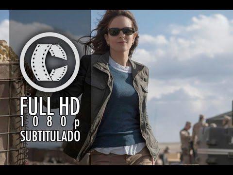Whiskey Tango Foxtrot - Official Trailer #1 [FULL HD] - Subtitulado por Cinescondite - YouTube