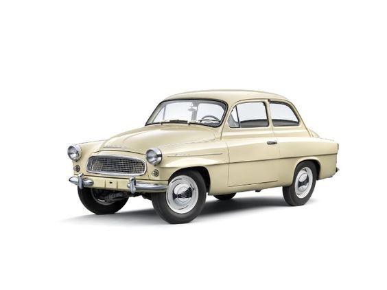 Škoda Octavia, type 985 (1960)