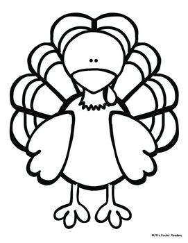 Disguise A Turkey Freebie Turkey Project Turkey Disguise Turkey Coloring Pages