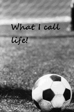 il calcio...la mia vita...un emozione all'ultimo minuto in grado di farti provare le emozioni più forti di qualsiasi altra cosa! ♥
