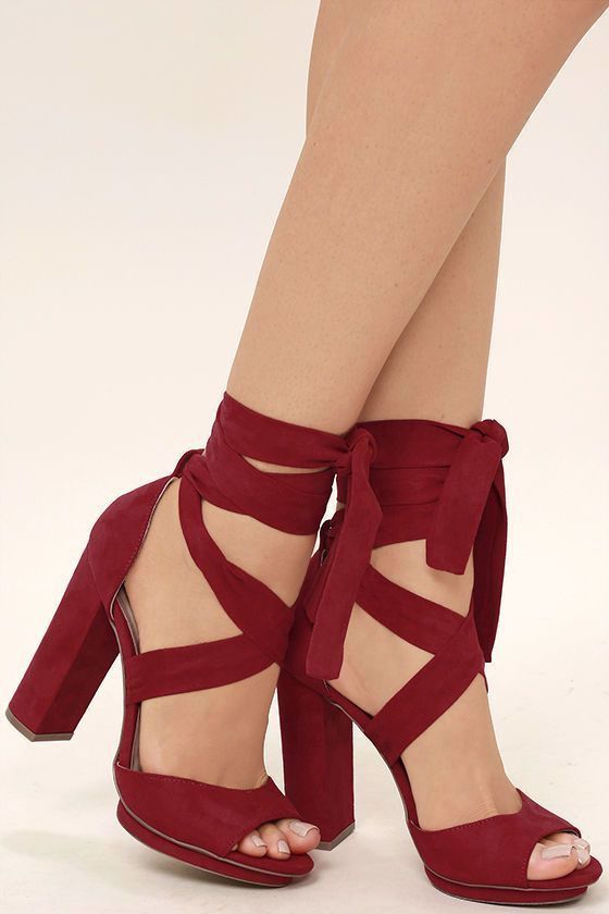 Platform Heels #shoe #shoes #womenshoes