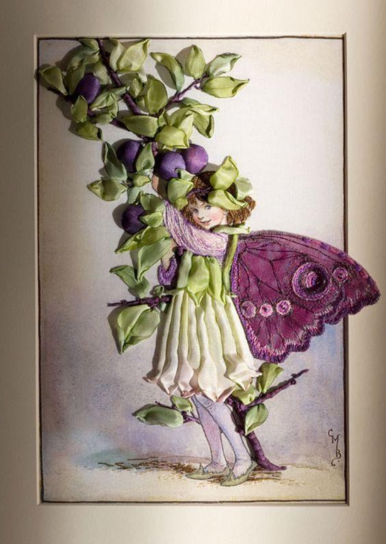 Marina Zherdeva  Sloe Fairy