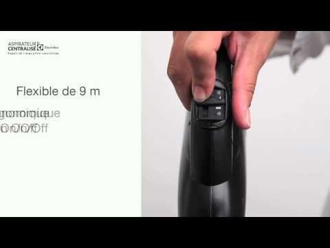 Le kit de nettoyage Standard comprend un tuyau flexible de 9m de