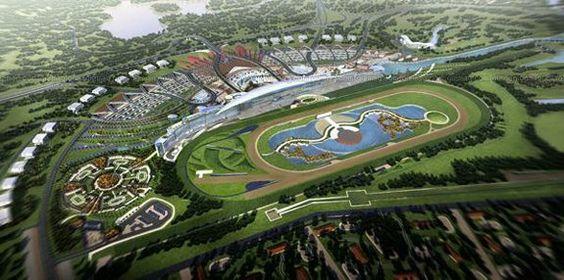 Hipódromo Meydan (Dubai World Cup)