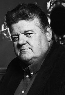 """Anthony Robert McMillan aka Robbie Coltrane is an actor I've always enjoyed.  """"Cracker"""" was one of my favorite TV shows.  'Fitz' was born in Rutherglen, South Lankarshire, Scotland."""