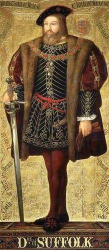 Photo of Charles Brandon, Duke Of Suffolk for fans of Tudor History.